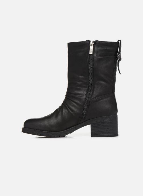 Boots en enkellaarsjes MTNG REINA 58564 Zwart voorkant
