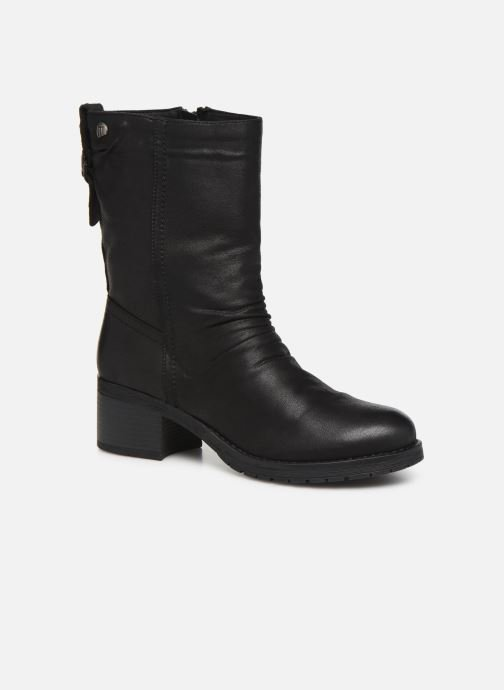 Ankle boots MTNG REINA 58564 Black detailed view/ Pair view