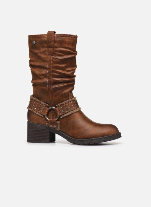 Stiefeletten & Boots MTNG REINA braun ansicht von hinten