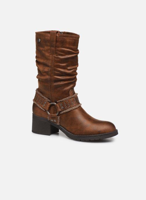 Stiefeletten & Boots MTNG REINA braun detaillierte ansicht/modell
