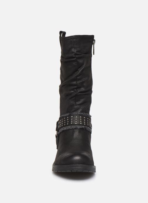 Bottines et boots MTNG REINA Noir vue portées chaussures