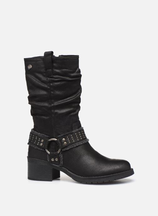 Boots en enkellaarsjes MTNG REINA Zwart achterkant