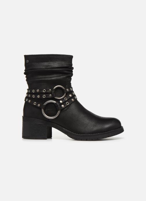 Boots en enkellaarsjes MTNG REINA 58607 Zwart achterkant