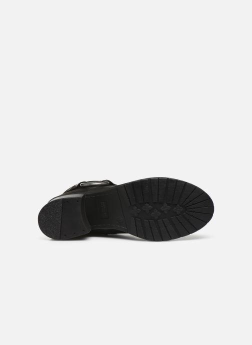 Boots en enkellaarsjes MTNG REINA 58607 Zwart boven