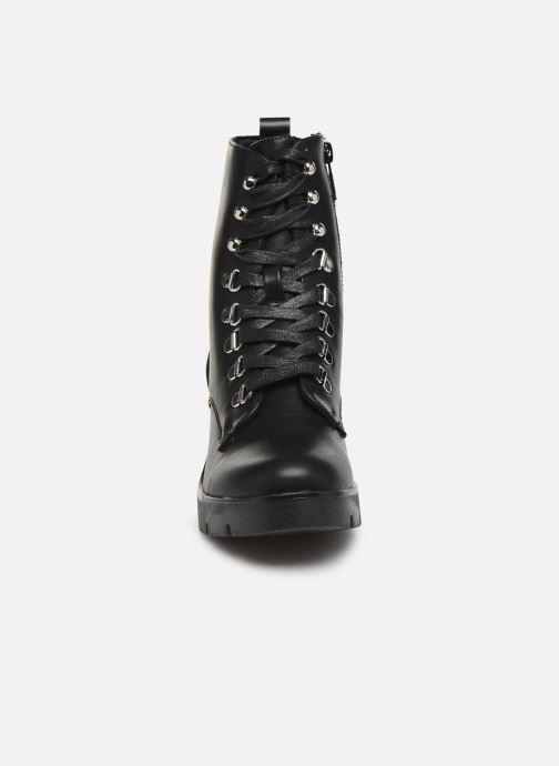 Stiefeletten & Boots MTNG PANA 58568 schwarz schuhe getragen