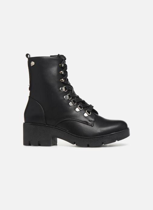 Boots en enkellaarsjes MTNG PANA 58568 Zwart achterkant