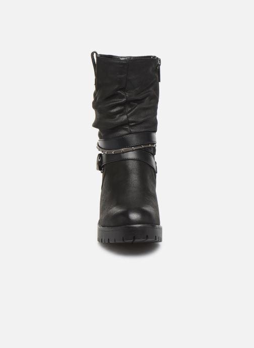 Bottines et boots MTNG GLAM Noir vue portées chaussures