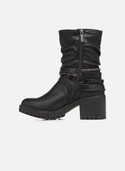 Bottines et boots MTNG GLAM Noir vue face