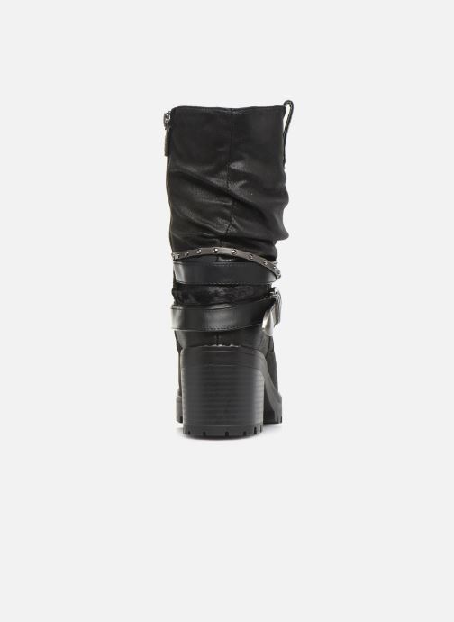 Stiefeletten & Boots MTNG GLAM schwarz ansicht von rechts