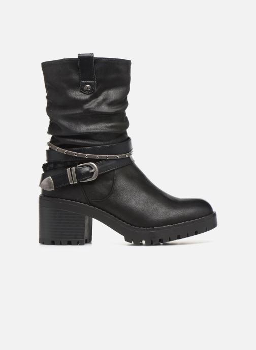Boots en enkellaarsjes MTNG GLAM Zwart achterkant