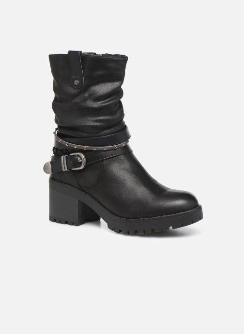 Boots en enkellaarsjes MTNG GLAM Zwart detail