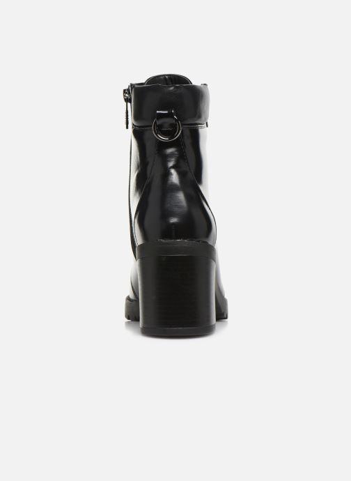 Bottines et boots MTNG MAYA 58238 Noir vue droite