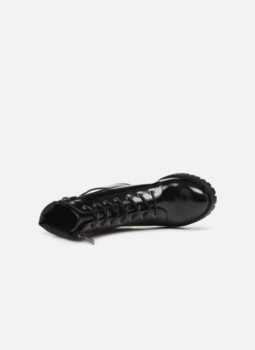 Bottines et boots MTNG MAYA 58238 Noir vue gauche