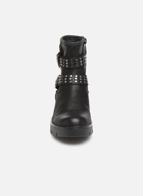Bottines et boots MTNG PANA 58633 Noir vue portées chaussures