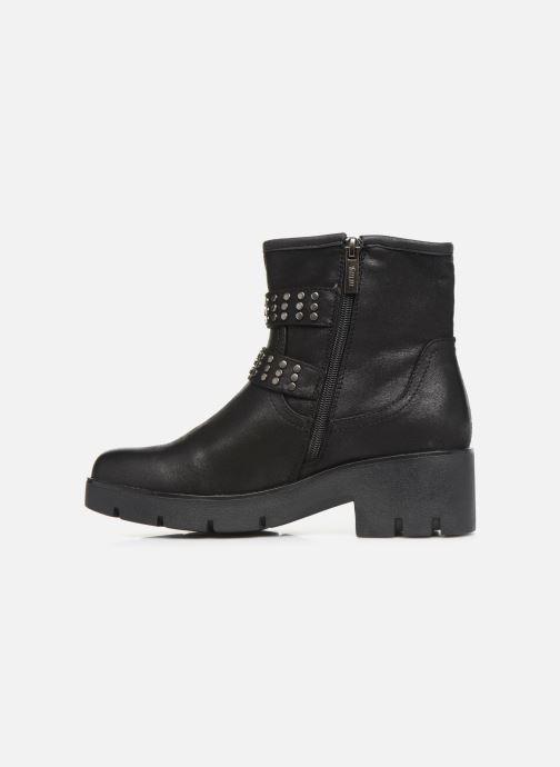 Boots en enkellaarsjes MTNG PANA 58633 Zwart voorkant