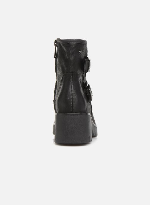 Boots en enkellaarsjes MTNG PANA 58633 Zwart rechts