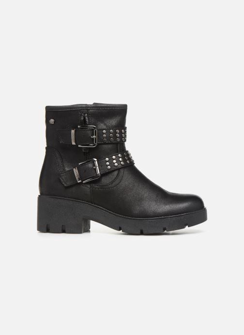 Boots en enkellaarsjes MTNG PANA 58633 Zwart achterkant