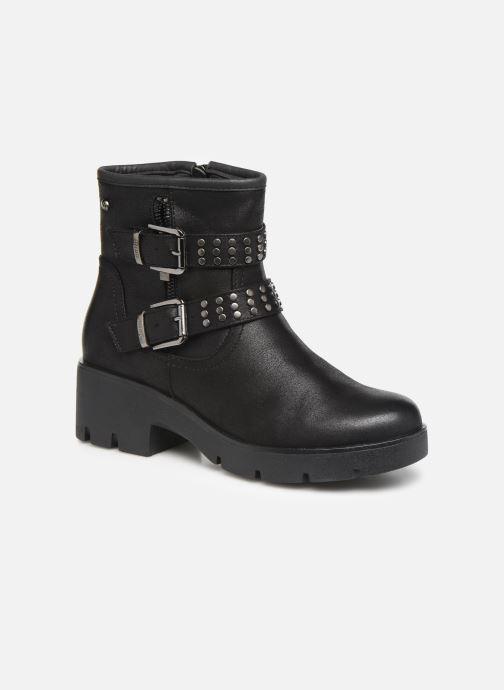Boots en enkellaarsjes MTNG PANA 58633 Zwart detail