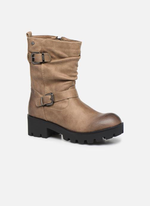 Boots en enkellaarsjes MTNG SAURO 58233 Beige detail