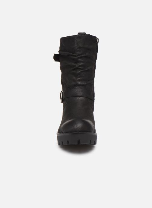 Bottines et boots MTNG SAURO 58233 Noir vue portées chaussures