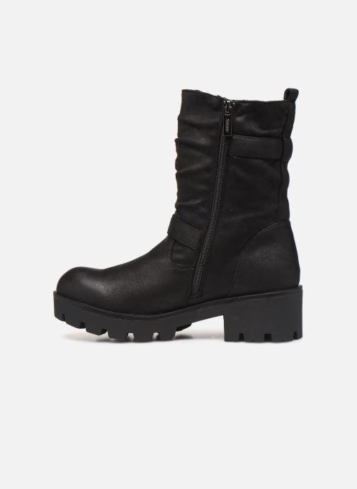Boots en enkellaarsjes MTNG SAURO 58233 Zwart voorkant