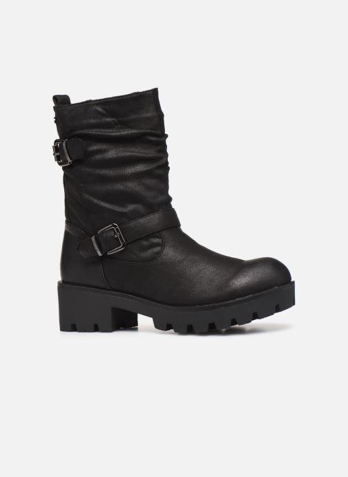 Boots en enkellaarsjes MTNG SAURO 58233 Zwart achterkant