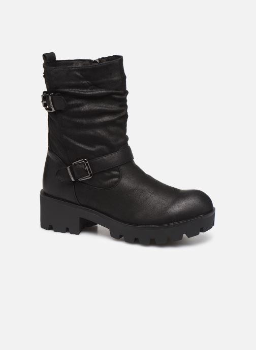 Boots en enkellaarsjes MTNG SAURO 58233 Zwart detail