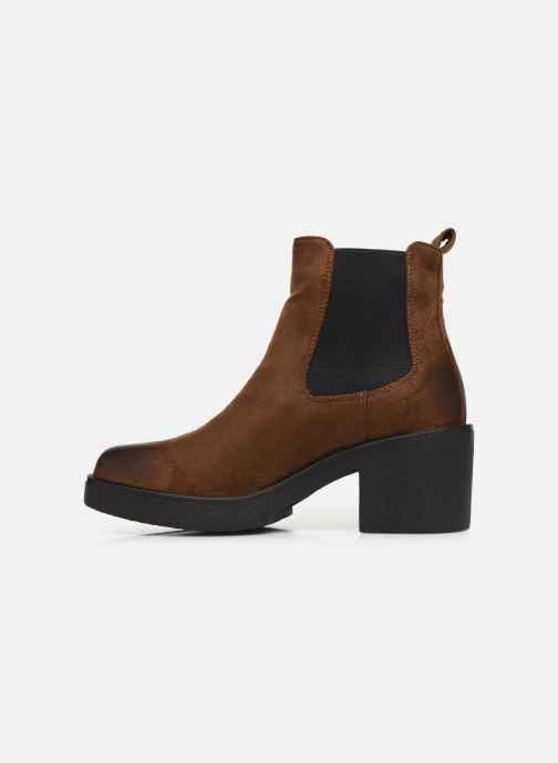 Boots en enkellaarsjes MTNG ERIS 58656 Bruin voorkant