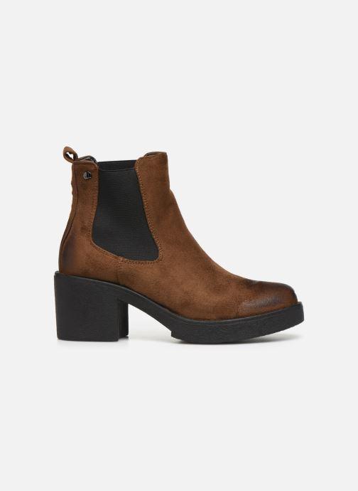 Boots en enkellaarsjes MTNG ERIS 58656 Bruin achterkant