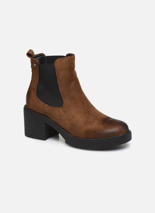 Boots en enkellaarsjes MTNG ERIS 58656 Bruin detail