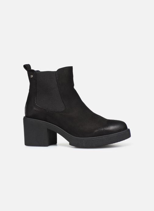 Boots en enkellaarsjes MTNG ERIS 58656 Zwart achterkant