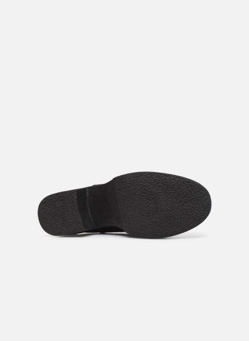 Bottines et boots MTNG ERIS 58656 Noir vue haut
