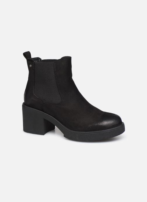 Boots en enkellaarsjes MTNG ERIS 58656 Zwart detail