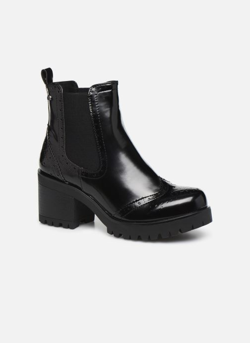 Boots en enkellaarsjes MTNG CIRCE 58630 Zwart detail