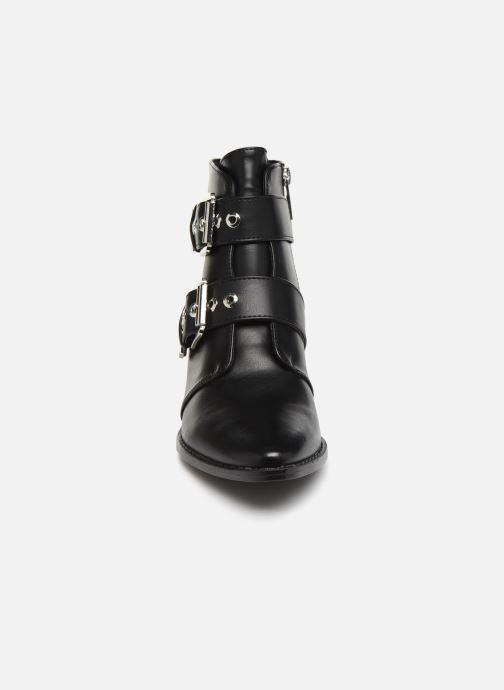 Boots en enkellaarsjes MTNG NEW OESTE Zwart model