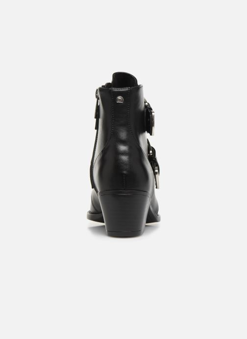 Boots en enkellaarsjes MTNG NEW OESTE Zwart rechts