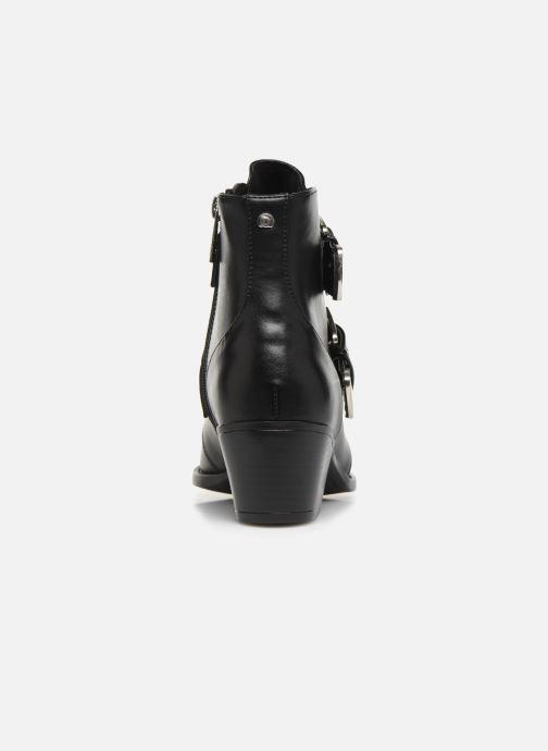Bottines et boots MTNG NEW OESTE Noir vue droite