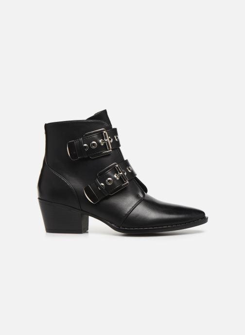 Boots en enkellaarsjes MTNG NEW OESTE Zwart achterkant