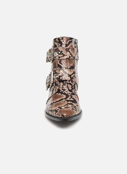 Boots en enkellaarsjes MTNG NEW OESTE Beige model