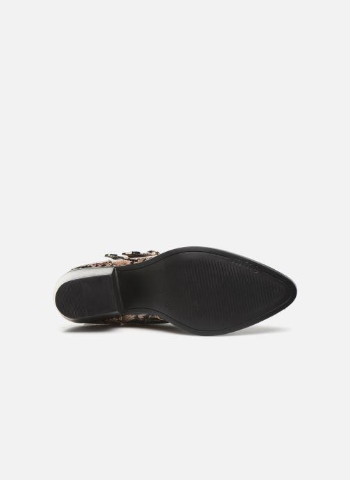 Boots en enkellaarsjes MTNG NEW OESTE Beige boven