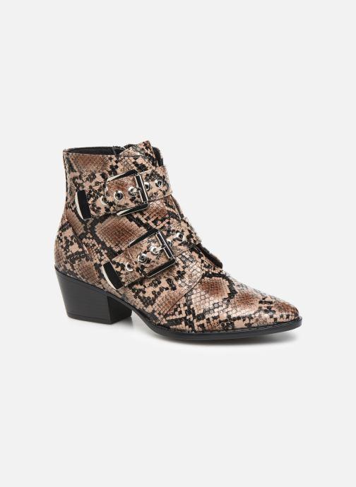 Boots en enkellaarsjes MTNG NEW OESTE Beige detail