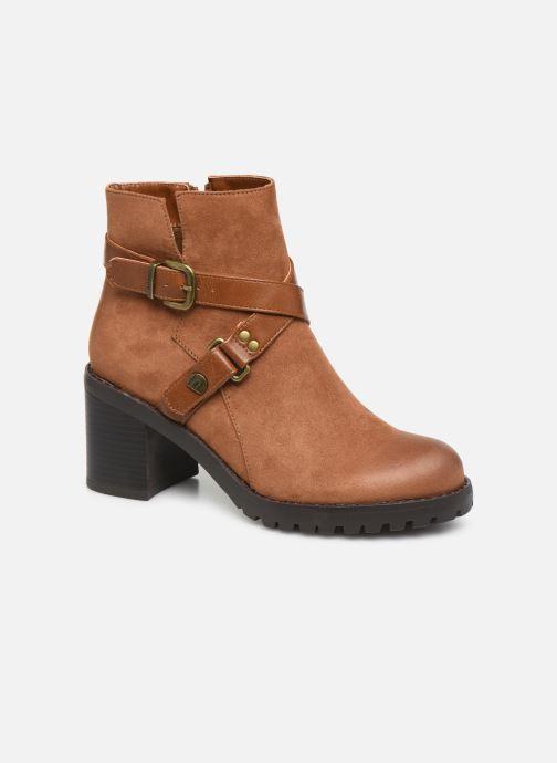 Boots en enkellaarsjes MTNG MAYA 58641C Bruin detail