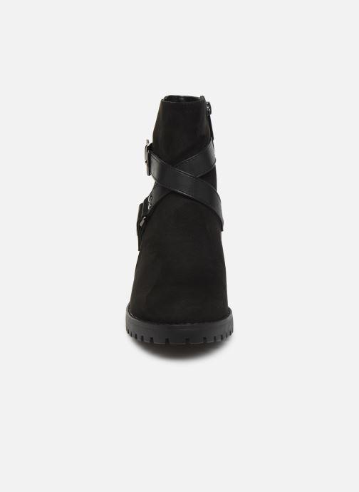 Boots en enkellaarsjes MTNG MAYA 58641B Zwart model