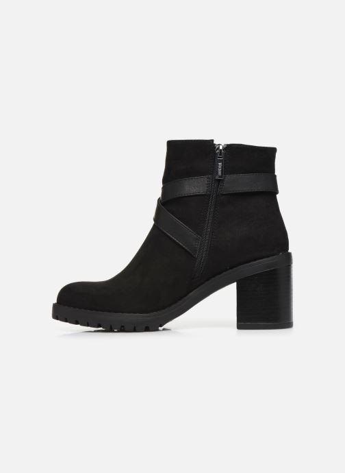 Boots en enkellaarsjes MTNG MAYA 58641B Zwart voorkant