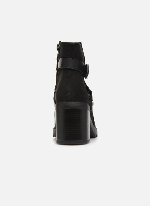 Boots en enkellaarsjes MTNG MAYA 58641B Zwart rechts