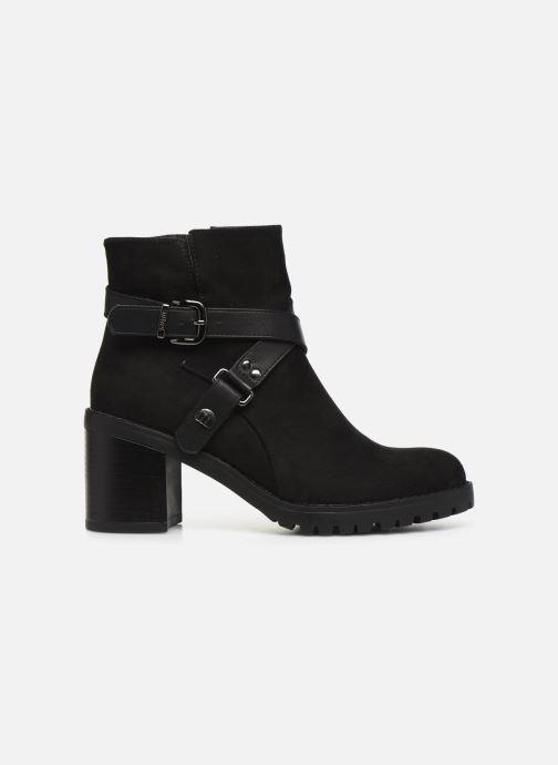 Boots en enkellaarsjes MTNG MAYA 58641B Zwart achterkant