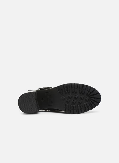 Boots en enkellaarsjes MTNG MAYA 58641B Zwart boven