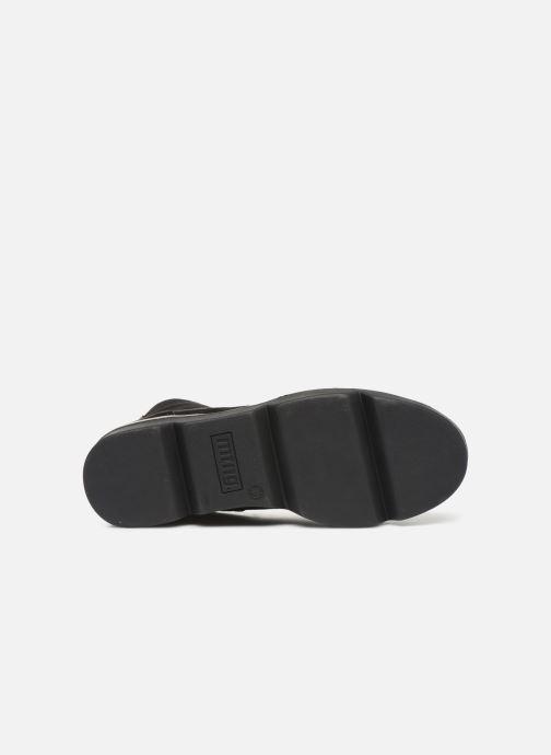 Bottines et boots MTNG ARES Noir vue haut