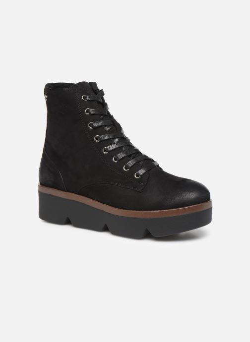 Boots en enkellaarsjes MTNG ARES Zwart detail
