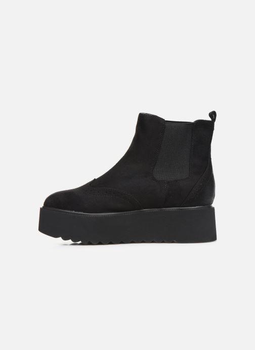 Boots en enkellaarsjes MTNG HIGHSCHOOL Zwart voorkant